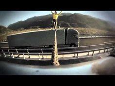 "Volvo Trucks ""The Ballerina Stunt"" - This work was created by Forsman & Bodenfors / Sweden."