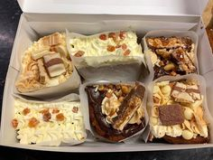 Flash sale  for delivery to Whitland st clears Narberth pembroke Haverfordwest and surrounding areas   .  For delivery on your next available delivery   .  Selection box of cakes 12   . Free delivery  Limited stock   .  If you are interested please message us with a delivery address and an email address for us to send a invoice to    .  #cake #thecakeshop #cakeshop #brownie #treats #treat #onlineshop #welsh #wales #British #treatbox #customorders #deliveredtoyourdoor #delivered #mailorder… St Clears, Selection Boxes, Cake Shop, Email Address, Welsh, Free Delivery, Sweet Treats, British, Lunch