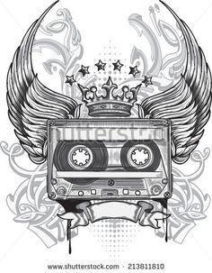 Hip-hop Vecteurs de stock et clip-Art vectoriel | Shutterstock ...