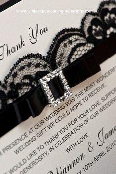 Black Tie Wedding Invitations | Shimmer: Embellishment Detail; http://blacktieweddinginvitations.com.au/galleries/romantic-wedding-invitations/shimmer