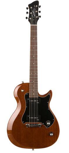 Guitare Godin Richmond Empire Acajou Naturel P90