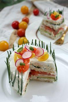 mini sandwich cakes !