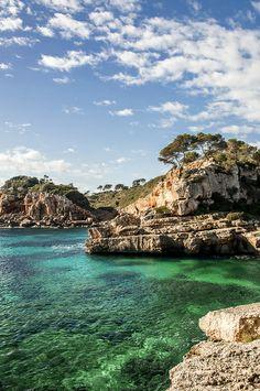 Calas in Santanyi - Mallorca, Spain