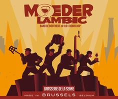 Band of Brothers @ Moeder Lambic