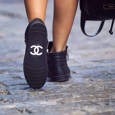 Chanel on your soles.