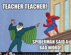 Funny Spider-Man Meme | 2DamnFunny » Funny Images, Memes, & Gifs » Spider-Man Meme Is Put On ...