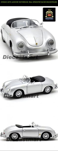 KYOSHO 20TH ANNIVER 1:18 PORSCHE 356A SPEEDSTER SILVER Discontinued #gadgets #tech #products #shopping #fpv #porsche #racing #kyosho #camera #technology #plans #drone #parts #kit