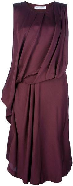 Viktor & Rolf ~ Gathered Sleeveless Dress