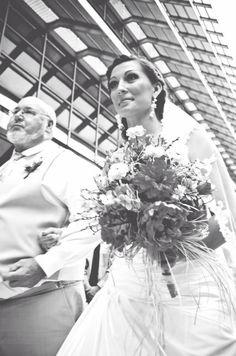 #bride  #photography #wedding #orange #turquoise #rustic #county #fall #ceremony #HughesMarseeWedding13