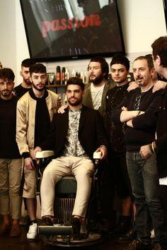 #mashuphaircare #fingarò #man #collection #bhsalon  Hair: BH Salon Creative Team Wear : Ettore Pancaldi Photos: Veronika Orlova photography