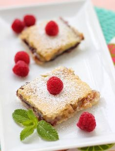 Willow Bird Baking - lessons in life & kitchen confidence Best Dessert Recipes, Tea Recipes, Sweet Recipes, Cupcake Recipes, Baking Recipes, Lemon Raspberry Bars, Raspberry Recipes, Key Lime Pie, Yummy Treats
