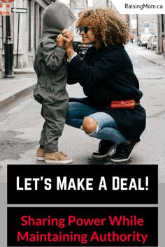 Let's Make a Deal! Bedtime is a tricky thing. It's a time of day when our parenting skills are regularly tested, and we're most likely tofall backinto our default parenting mode.As we were trying to get the bedtime routine going one night, it quickly became clear that our job was not going to be easy. …