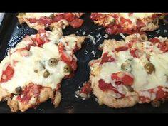 """""""Pizza"""" csirke - Az én alapszakácskönyvem - YouTube"""