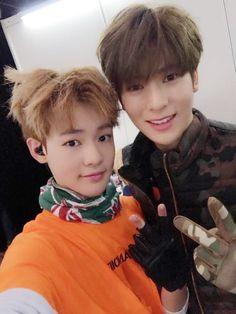 Jaehyun And Chenle
