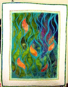 """Capadia Designs: Sue Pelland """"Leaves Galore"""" Quilting Templates"""