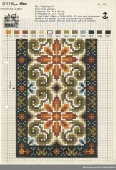 Resultado de imagem para carpets and rugs,cross stitch needlepoint pinterest