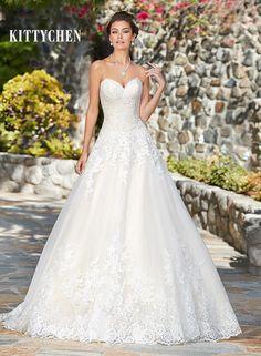 Wedding Dresses | Bridal Gowns | KittyChen - ELIZA