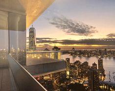 Manhattan Real Estate, Airplane View