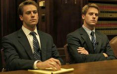 "Armie Hammer in ""The Social Network"""