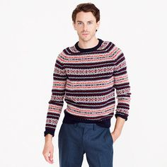 Polo Ralph Lauren Fair Isle Sweater available at #Nordstrom ...