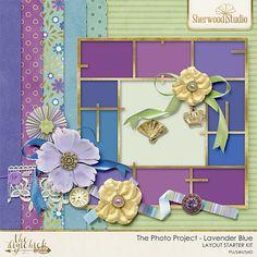 November Featured Designer Mini Kit & Template