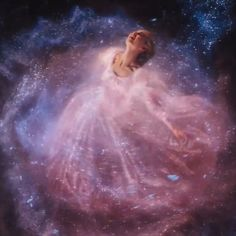 Making the pink dress to a blue dress ♥ ~ Cinderella ~