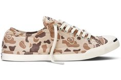 Step into the School Year with 100 Super Stylish Sneakers: Converse Jack Purcell Sneakers
