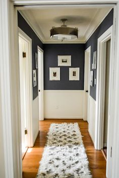 Hallway Reveal- The Good Stuff!!