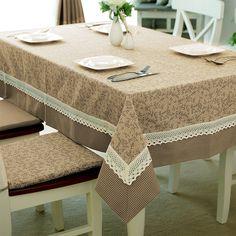 Xadrez circulada americano tecido patchwork toalha de toalha de de jantar de café de pano
