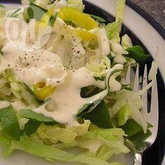 Molho de salada fácil @ allrecipes.com.br