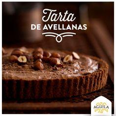Tarta de avellanas #Chocolate