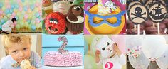 50 Fun Ways to Fete Your Terrific Toddler-  Birthday Party ideas