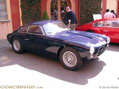 Zagato Maserati A6G 2000 1955