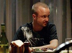 Yeah, bitch: With unbounded enthusiasm, we're here to announce that Aaron Paul is going to be on Better Call Saul. It's not 100 percent confirmed yet, but Paul noted that he would love to team up with Breaking Bad creator Vince Gilligan for the… Breaking Bad Jesse, Vince Gilligan, Uncle Jack, Jesse Pinkman, Aaron Paul, Walter White, Awkward Moments, Executive Producer, Movies Showing