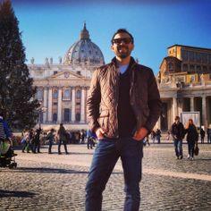#ChristmasCard: Feliz Navidad, Buon Natale, Bon Nadal and Merry Christmas to everyone from Rome-Vatican!