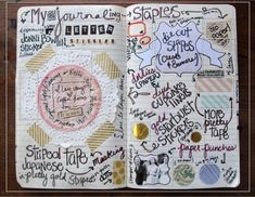 "Journal ""staples"""