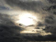 Sky over Camano Island