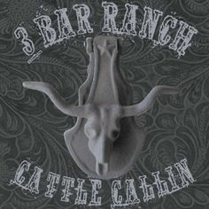 3 Bar Ranch - Cattle Callin, Grey