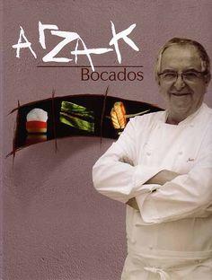 """Arzak. Bocados  Idioma: Español  Hace unos años no me hubiera imaginado escribiendo un libro de cocina creativa dedicado a una de las modalidades que más me cautivan como cocinero y que más he admirado, sobre todo como comensal. Me refiero al mundo del pincho, de la tapa, banderilla o tentempié, o como se quiera llamar, y que en mi restaurante denominamos con una palabra tan sintética como expresiva: """"picas"""" o """"bocados"""", y de los que siempre servimos una selección como preámbulo del menú."""