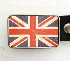 GB Belt Buckle