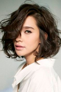 Wavy Bob Hairstyles Beauteous 40 Gorgeous Wavy Bob Hairstyles To Inspire You  Pinterest  Wavy