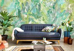 Estilo tropical en tu hogar.