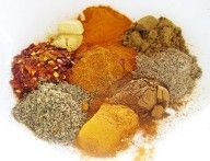 How to Make Berbere, a traditional Ethiopian spice blend: Although the base of Berbere is red chili and garlic, it is not particularly spicy like cayenne so a good amount can be used to enhance the strength and flavor of a dish. You can use Berbere for traditional Ethiopian dishes, or as a seasoning for all meats and vegetables. Add some to your fried or roast chicken or as a shake for grilled vegetables. Want the recipe? Click here to find out how to make Berbere at home.