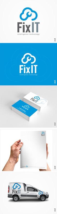 FixIT logo by https://www.facebook.com/studium.comunicacao