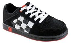 Black/White/Red Lego Concrete Child Shoes Size 4 by LEGO. $39.99. Includes one pair of Lego Concrete shoes size: boys 4