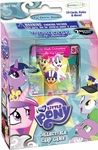 Special Delivery Theme Deck Manufacturer: Enterplay Series: My Little Pony Release Date: November 14, 2014 For ages: 4 and up Details (Description): Deliver the magic of friendship with the My Little PonyTM Collectible Card Game! Everything a single player needs to get into this fun