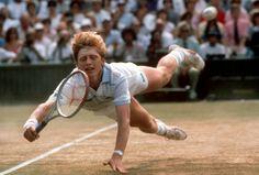 Boris Becker, My Childhood Hero