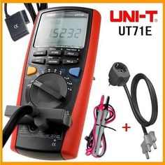(158.99$)  Watch now - http://aivdc.worlditems.win/all/product.php?id=32661870428 - UNI-T UT71E Intelligent LCD Digital Multimeter With USB Interface Frequency Tester Meter 39999 Max