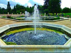 Princess Diana Memorial Garden | Princess Diana Memorial Fountains Hyde Park part 3 by StevenARTify