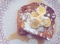 Be sure to check out my video! The link is in my bio   For a shoutout be sure to send me a dm or tag me #asdoc with a picture of your recreations. I love to see what you Guys make!     #youtube #youtuber #french #frenchtoast #bananas #powderedsugar #breakfast #yum #food #foodie #delicious #subscribe #video #good #healthy #notreally #cheatday #syrup #howto #recipe #like #follow #vscocam #photography #photooftheday #photo by misswhateverrr